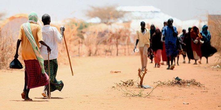Afrika'da 8,5 Milyon İnsan Açlıkla Savaşıyor