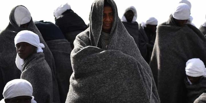 Akdeniz'de Bir Göçmen Faciası Daha!