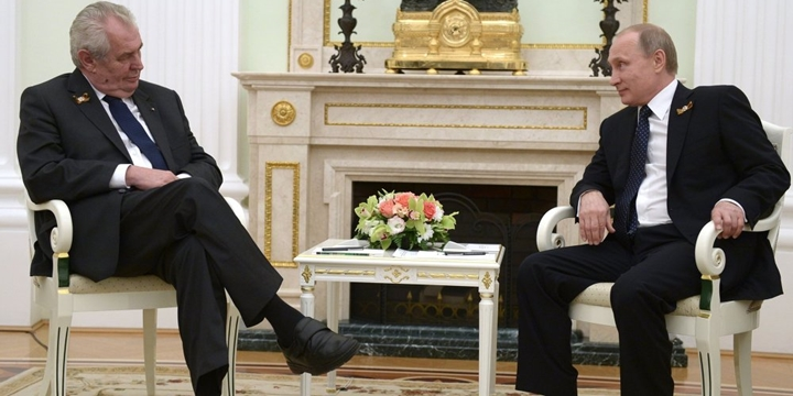 Çek Cumhuriyeti'nden Rusya ile Dostluk Çağrısı!