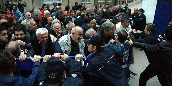 Nureddin Yıldız Konferansı Öncesindeki Saldırılara İlişkin 17 Gözaltı