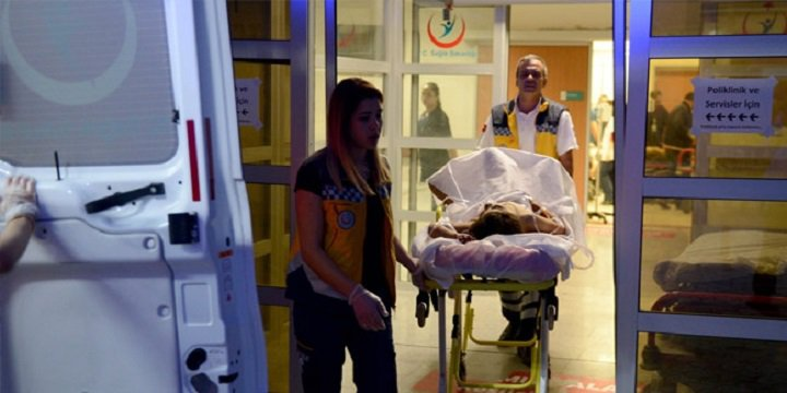 Kilis'e Getirilen Suriyelilerden 1'i Hayatını Kaybetti