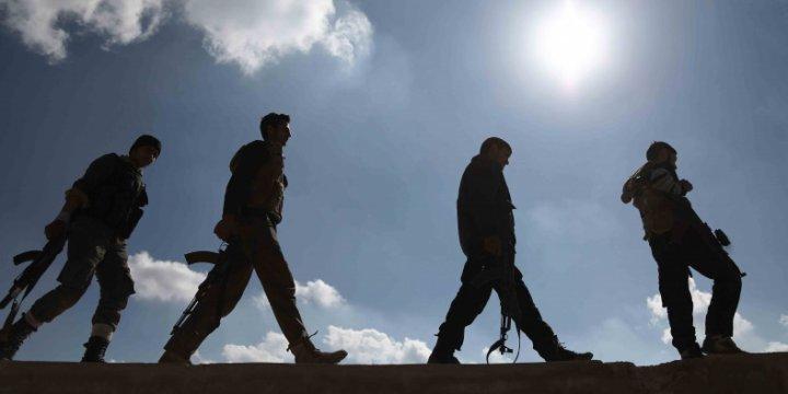 IŞİD Mare'yi Kuşattı