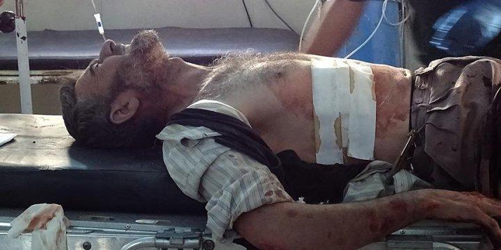 Halep'e Hava Saldırısı: 15 Ölü, 35 Yaralı