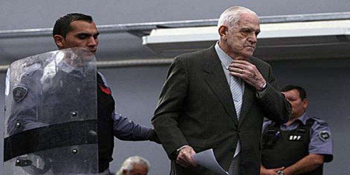 Arjantin'de Eski Cunta Liderine 20 Yıl Hapis Cezası