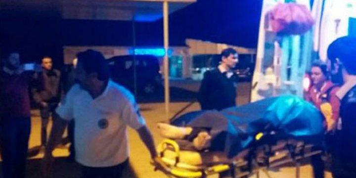 Sakarya'da İşçilerin Kaldığı Çadıra Ateş Açıldı