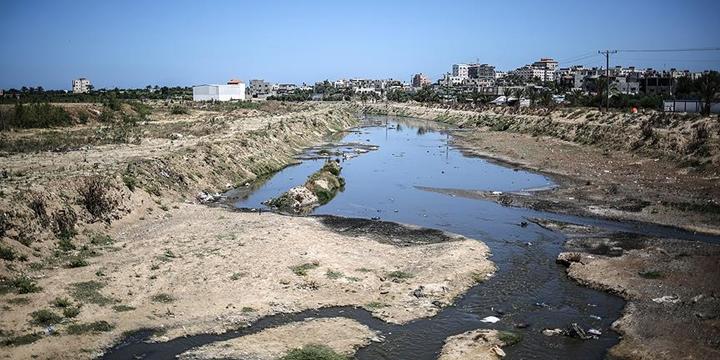 İşgalci İsrail Ablukası Gazze Vadisi'ni Çöplüğe Çevirdi!