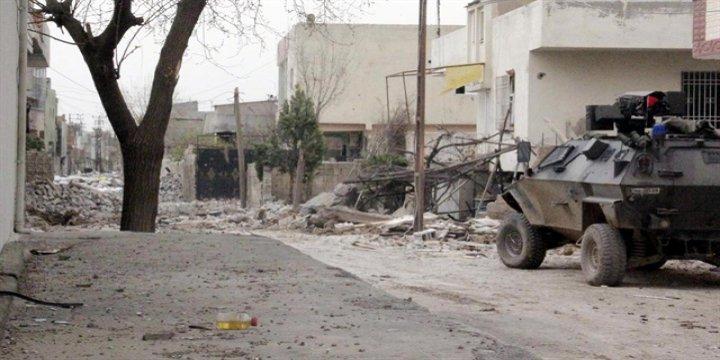 Mardin'de 13 Mahallede Yasak Kalktı