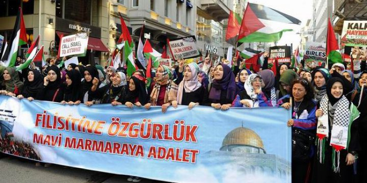 Mavi Marmara Yürüyüşü: İsrail İle İlişkiler Normalleşemez