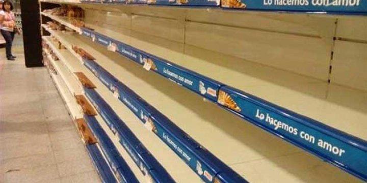 Venezuela'da Ekonomi Çöküyor