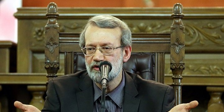 İran Meclis Başkanı Ali Laricani'nin Kovid-19 Testi Pozitif Çıktı