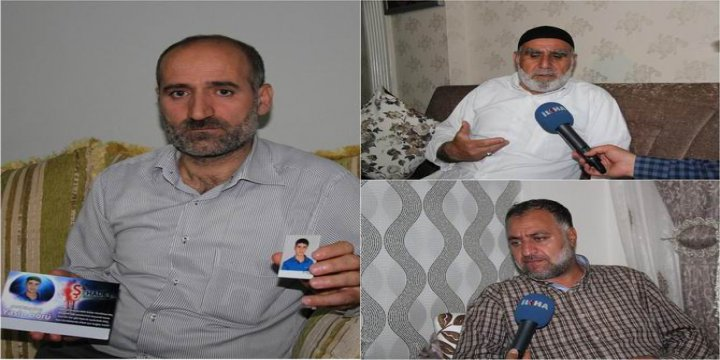 6-7 Ekim Şehitlerinin Aileleri Cumhurbaşkanıyla Görüşmelerini Anlattı