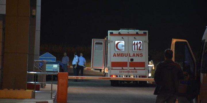 Kulp İlçesinde Bombalı Saldırı: 5 Korucu Yaralandı