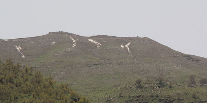 PKK'lilere Atılan Toplar Kaçakçılara İsabet Etti