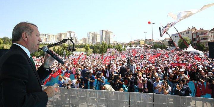 Erdoğan: Paris'teki Olaylardan Ben de Endişeliyim, Kaygılıyım