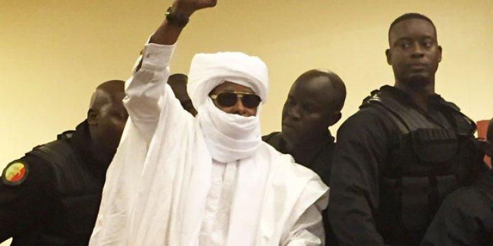 Çad'ın Devrik Diktatörüne Ömür Boyu Hapis