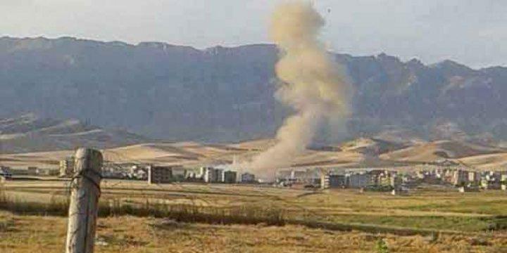 PKK Silopi'de Bomba Patlattı