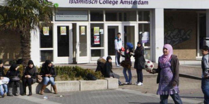 """Hollanda Hükümeti İslam Okulunu """"IŞİD"""" Damgasıyla Fişledi"""