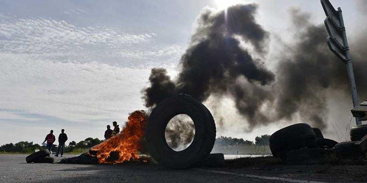 Fransa'da Yeni Grev Dalgası ve Benzin Kıtlığı