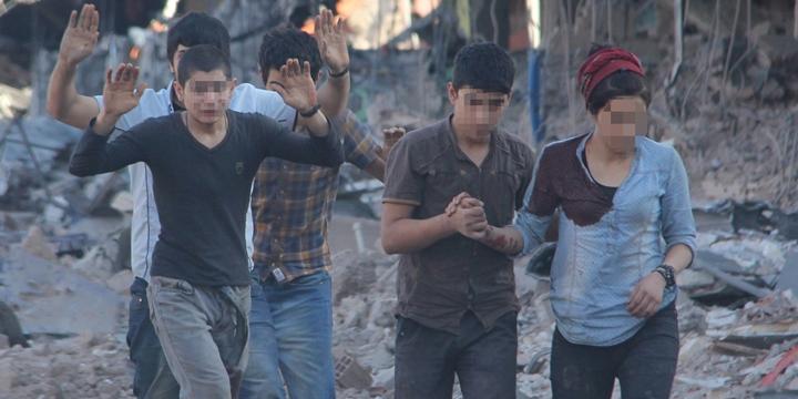 UHİM: PKK'nın Çocuk Askerlerine Neden Sessizsiniz?