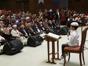 Diyanet Başkanı Görmez, Suriyeli Öğrencilerin Mezuniyet Törenine Katıldı
