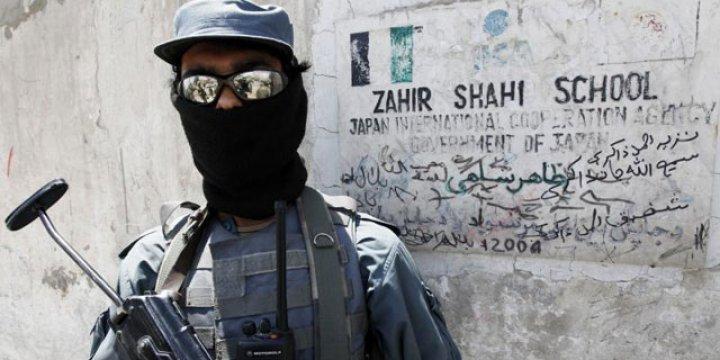 Afganistan'ın Okulları ABD'nin Askeri Üssü