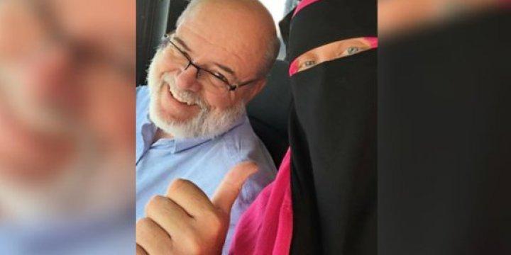 Müslüman Kadına Sataşan Saldırgana Kanadalı Otobüs Şoförü Müdahale Etti