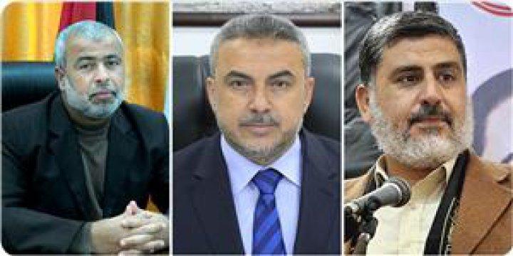 """Filistinli Gruplar: """"Tek Bir Karış Topraktan Dahi Taviz Verilemez"""""""