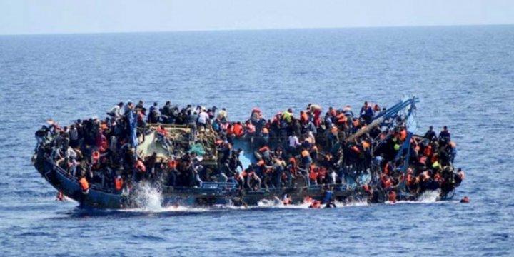 """""""Libya'da Mültecilere Ateş Açıldı"""""""