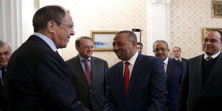 Libya'da Hafter'e Oynayanlar Arasında Rusya da Var!