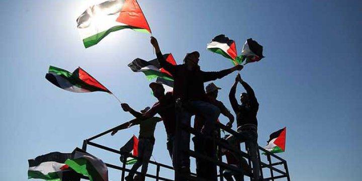 """""""Gazze ile Kudüs Arasında Filistin'in Direniş Hafızası"""""""