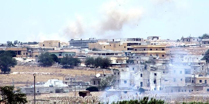 IŞİD, Halep'te 10 Köy ve 1 Beldeden Çekildi