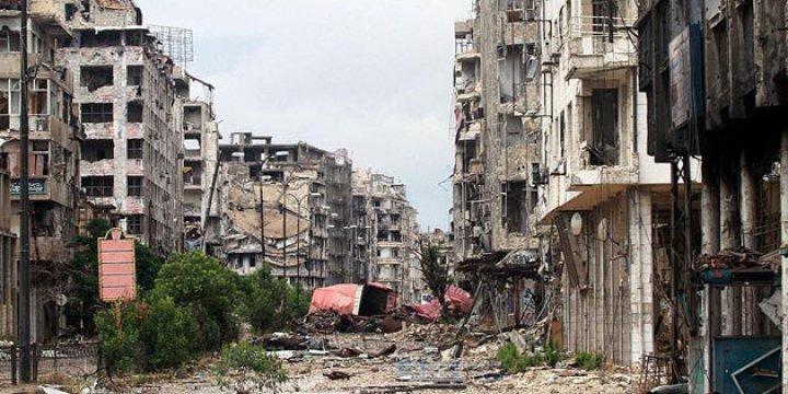 İHH'dan Halep'e Yardım Seferberliği Çağrısı