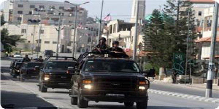 Abbas Yönetimi Güvenlik Birimleri Terör Estiriyor