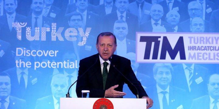 Erdoğan'dan AB'ye: Dertlerinizle Baş Başa Bırakırız