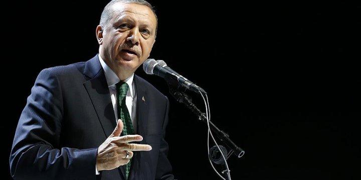 """Cumhurbaşkanı Erdoğan: """"Esed'e Yardımcı Olanlar Onun Katliamlarına Ortaktır"""""""