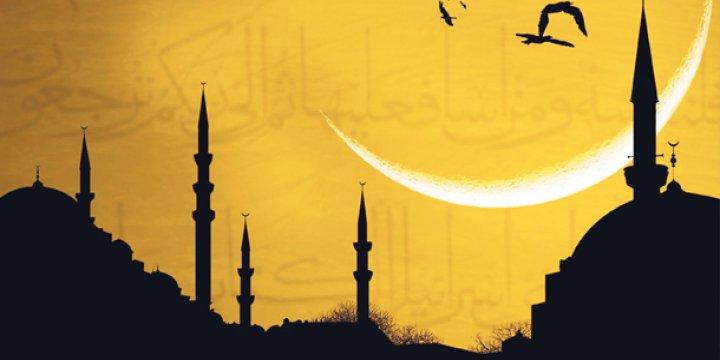 Oruç, Sabır ve Azim Ayı Ramazan-ı Şerif Hoşgeldin!