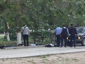 Kazakistan'da Saldırı: 6 Ölü