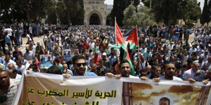 Filistin'de Nekse'nin 49. Yılı Anıldı