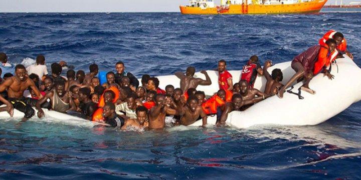 """""""Göçmenler Libya'da Köle Pazarlarında Satılıyor"""""""