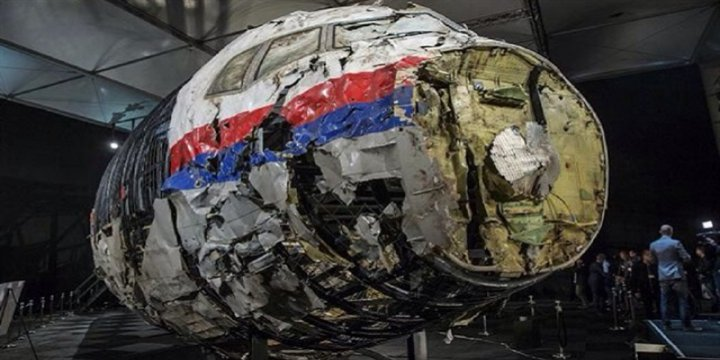 Düşen Uçağın Yanında Rus Füzesi Bulundu