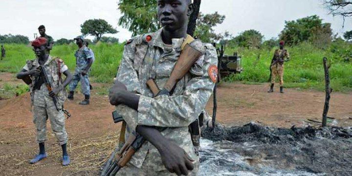 Sudan Sınırında Hareketlilik