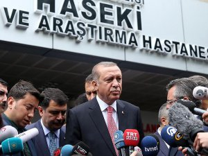 Erdoğan: Saldırı Asker, Polis, Sivil Ayırmadan İnsana Karşı Yapılmıştır