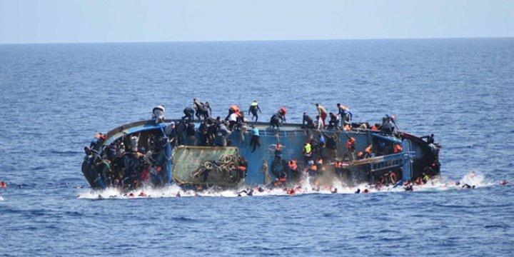 AB'den Mültecileri Afrika'ya Gönderme Planı