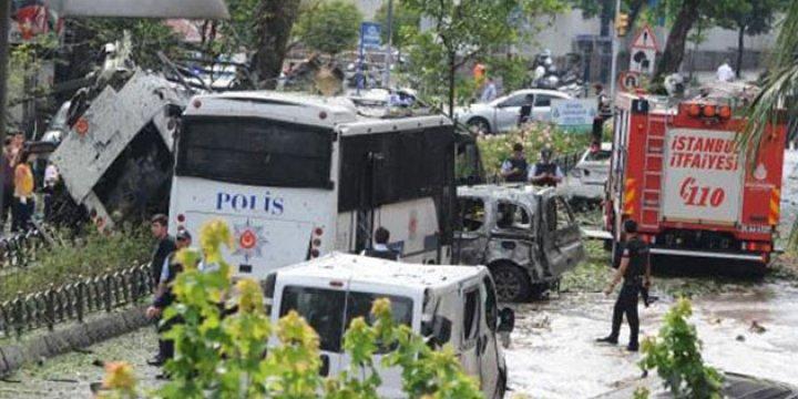 Dört Kişi Vezneciler Saldırısına Karıştığı Gerekçesiyle Gözaltına Alındı
