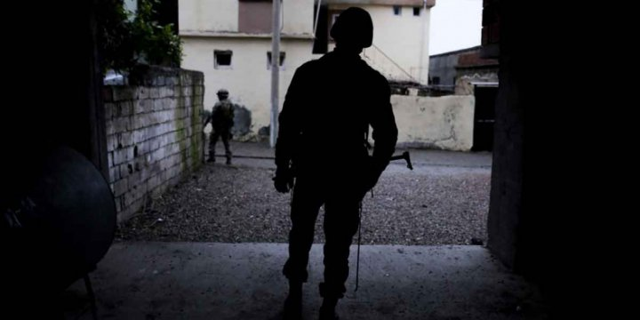 'Terörle Mücadele'de Askere Yeni Yetkiler