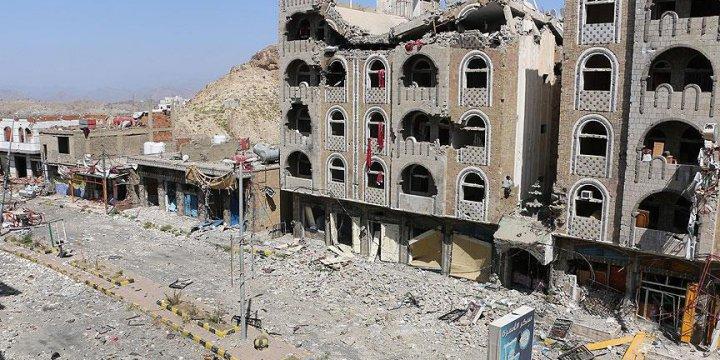 Yemen'de Sokağa Çıkma Yasağı