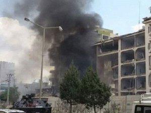 Midyat'taki Saldırıya Yayın Yasağı Getirildi