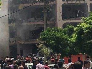 Midyat'taki Saldırıda Bariyerler Büyük Faciayı Önledi