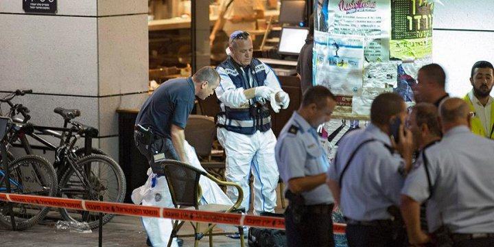 İşgal Devletinin Başkentinde Silahlı Saldırı: 3 Siyonist Öldürüldü