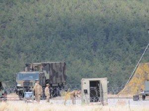 Kahramanmaraş'ta Hava Savunma Sistemi Kuruluyor